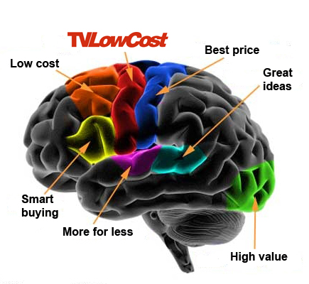 TVLowCost, the brains you need !